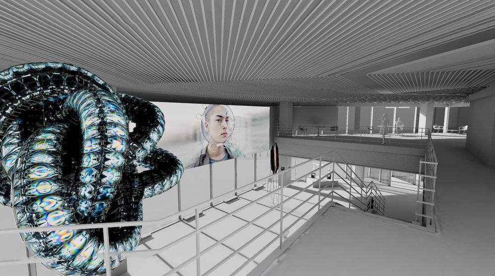 Metamorphosis: à Montréal la biennale ELEKTRA-BIAN s'inspire des mondes virtuels et du jeu vidéo