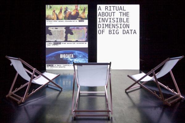 Avec «antiDATA», Jean-Paul Fourmentraux explore l'art et la désobéissance numérique